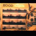 """PRE-ORDER Hood - """"The Hood Tapes"""""""
